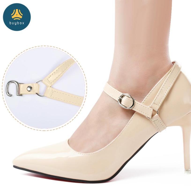 Quai giày cao gót chữ Y chống tuột gót cho dáng đi tự tin có loại dây ẩn bằng silicon trong suốt_ buybox _ BBPK51 giá rẻ