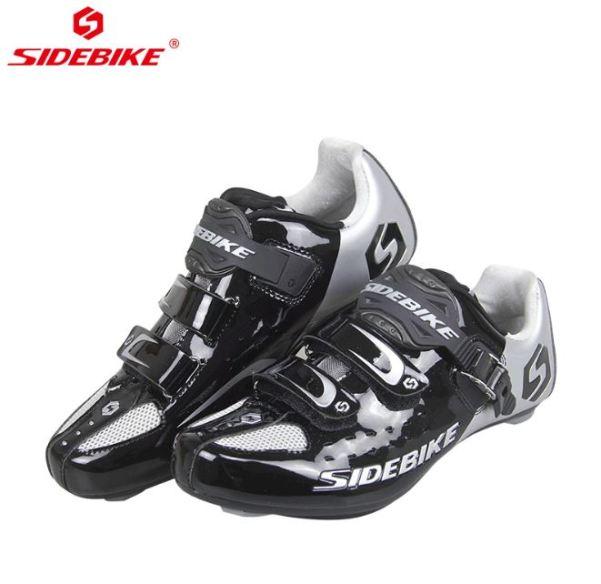 Giày cá Sidebike SD001 đế nhựa cứng dành cho xe đạp đường trường giá rẻ