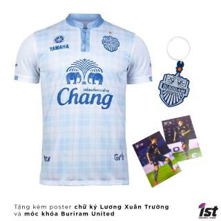 Áo thi đấu CLB Buriram United 2019 TẶNG Poster có chữ ký Lương Xuân Trường và Móc Khóa CLB thumbnail