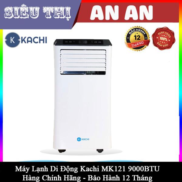 Máy lạnh di động làm mát không khí  Kachi MK121 9000BTU- công suất 1030W -bảo hành 12 tháng model 2020