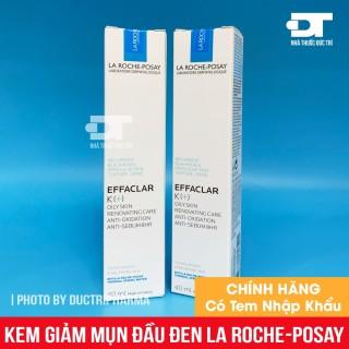 Kem giảm mụn đầu đen La Roche-Posay Effaclar K (+) thumbnail