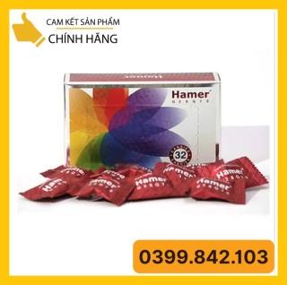 5 Viên Mã G28 Kẹo Sâm Hamer Candy [chuẩn auth date 2024] Mạnh Hơn kẹo sâm Xtreme Candy - Tăng Cường Sinh Lí Nam Giới - Chính Hãng thumbnail