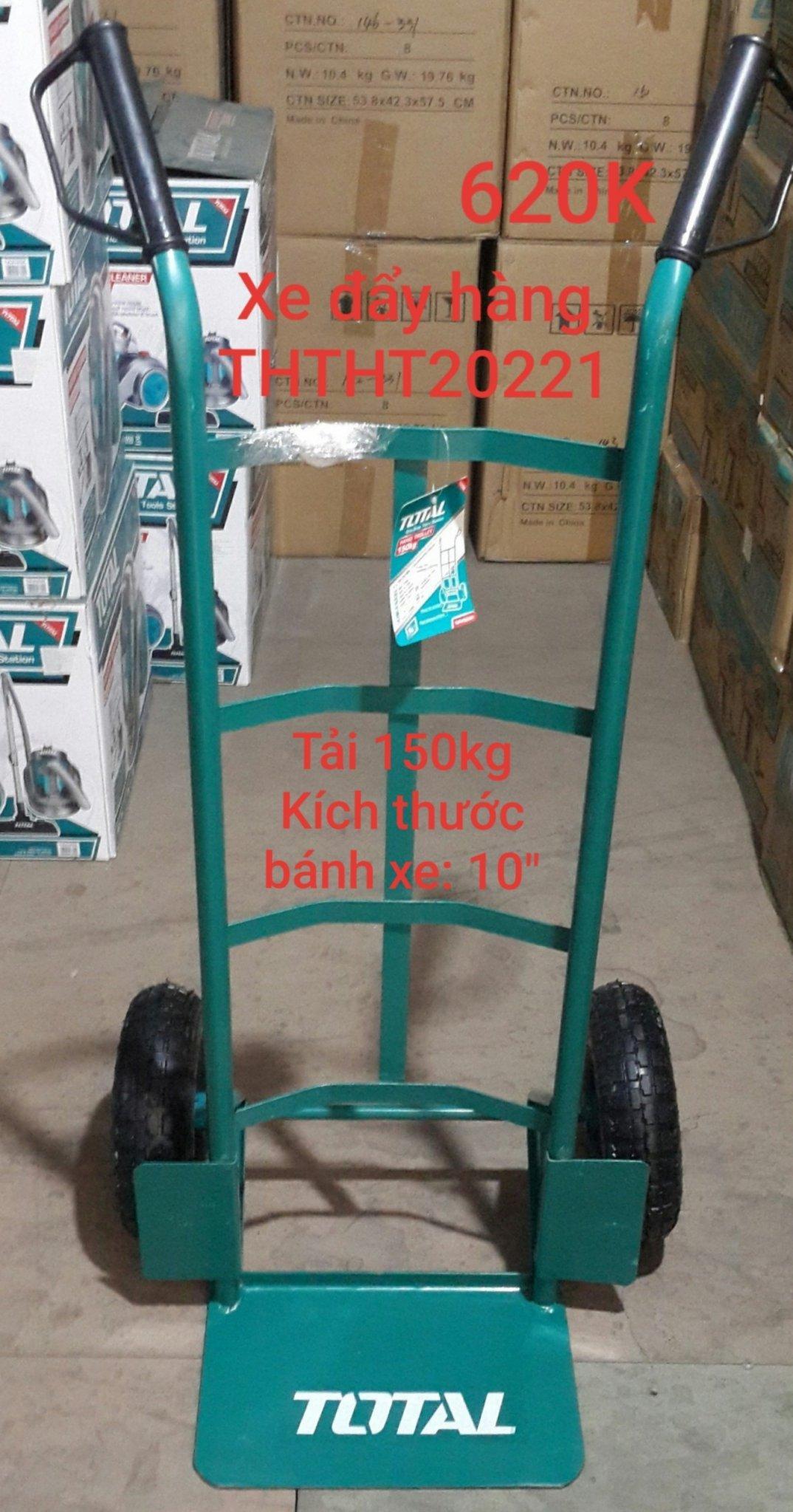 150kg Xe đẩy hàng Total THTHT20221