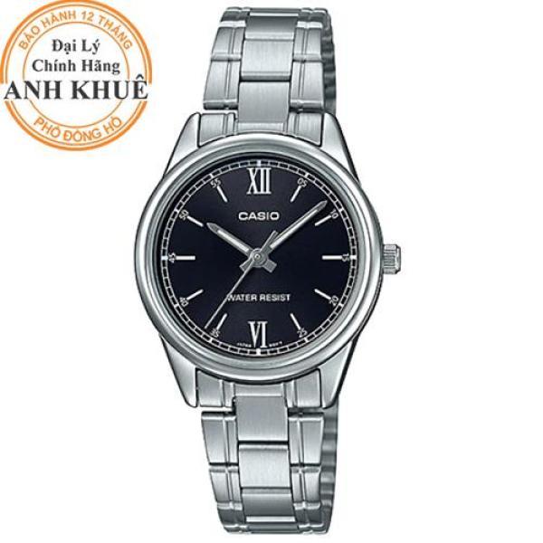 Đồng hồ nữ dây kim loại Casio Anh Khuê LTP-V005D-1B2UDF bán chạy