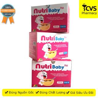Nutribaby Plus - Chuyên Biệt Dành Cho Trẻ Viêm Hô Hấp NUTRI BABY PLUS thumbnail