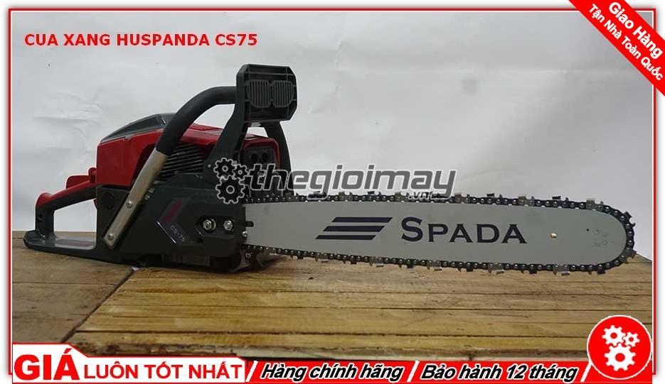 Cưa xăng Huspanda CS75
