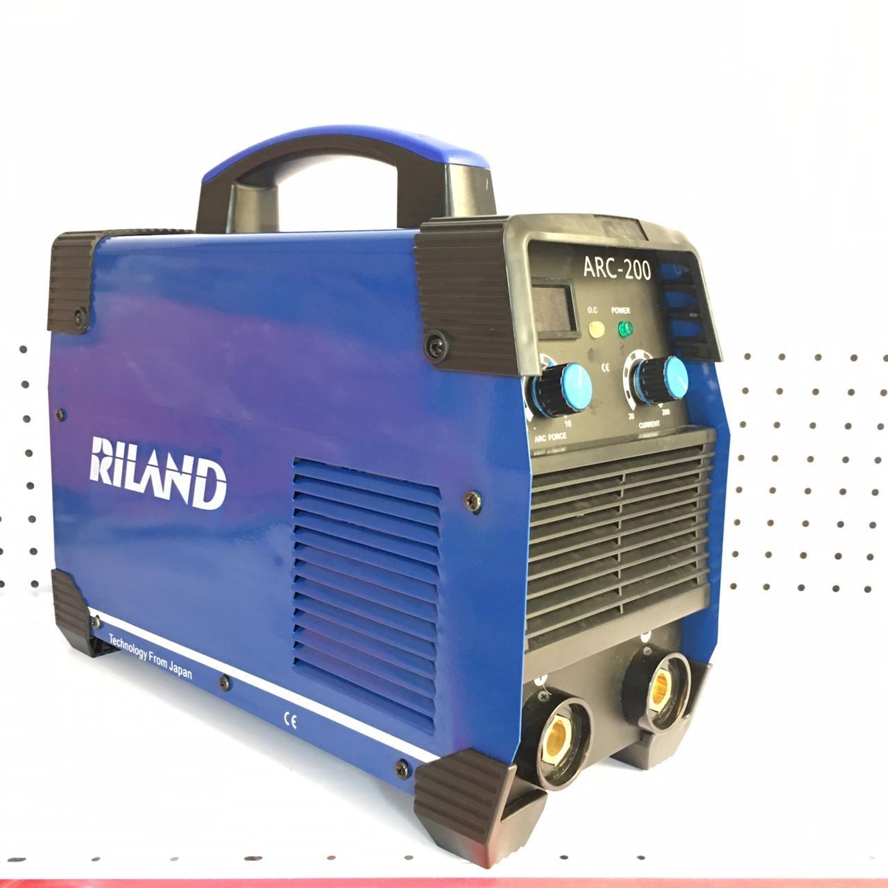 máy hàn Riland ARC20, máy hàn riland, máy hàn que, máy hàn điện tử, máy hàn tốt, may han dien tu, máy hàn chính hãng, máy hàn điệnm máy hàn, máy hàn giá rẻ, máy hàn mini