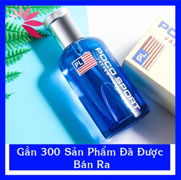 Nước hoa nam cao cấp Poco sport (EDT)100ml NH20 tặng quà tặng trị giá 60K.Mua 2 giảm 10% Fllow giảm 20k
