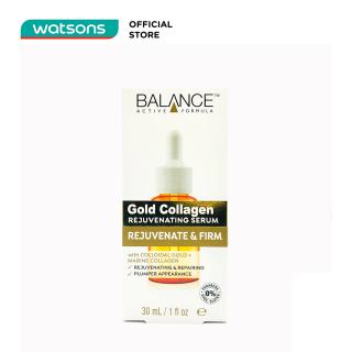 Tinh Chất Chống Lão Hóa Balance Active Formula Gold Collagen Rejuvenating Serum 30ml thumbnail