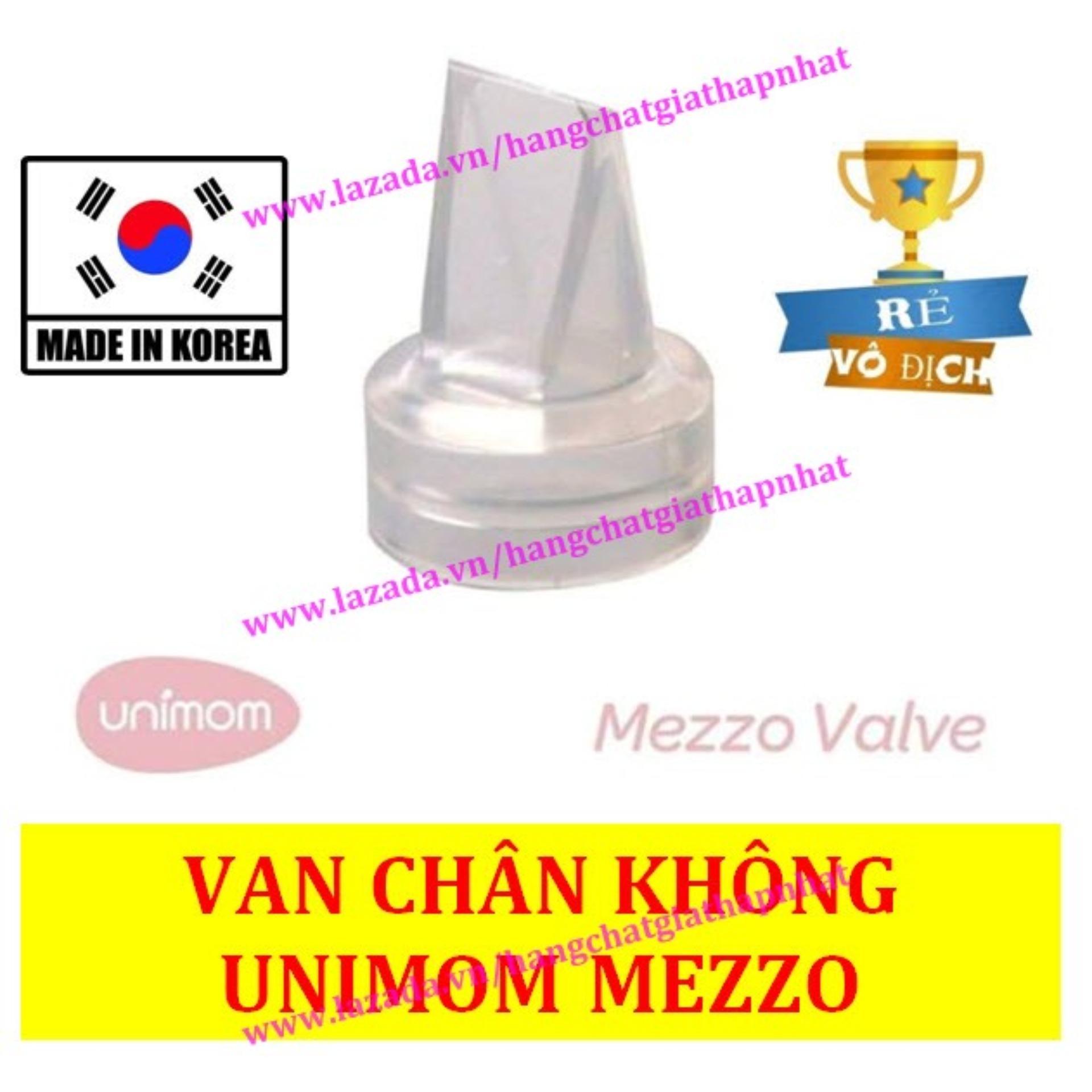Mã Khuyến Mại tại Lazada cho Van Chân Không - Phụ Kiện Máy Hút Sữa Tay UNIMOM MEZZO (Hàn Quốc)