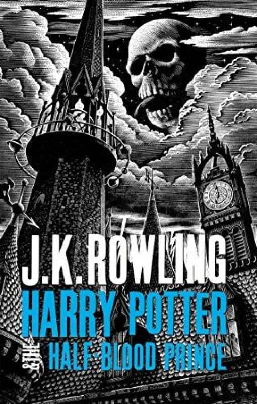 Fahasa - Harry Potter and the Half-Blood Prince (Hardback)