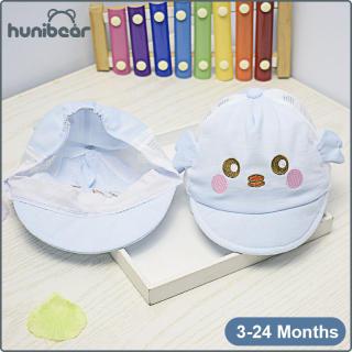 Mũ Lưỡi Trai Bé Gái Hunibear, Mũ Bóng Chày Che Nắng Cho Bé Từ 3-24mths