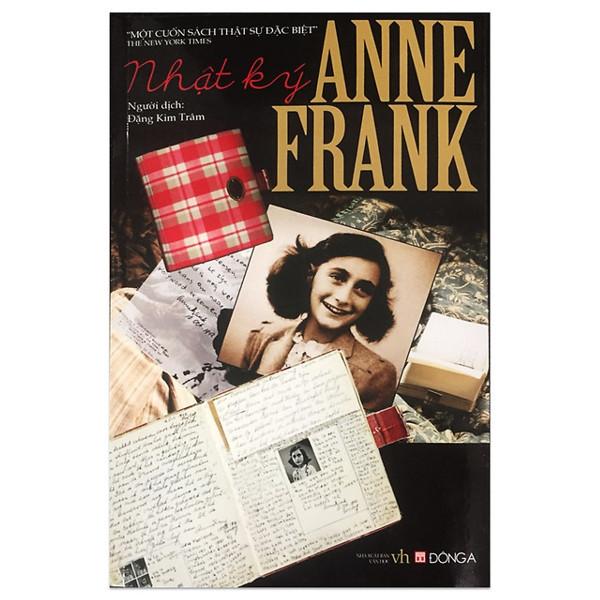 Cá Chép - Nhật Ký Anne Frank (Tái Bản)