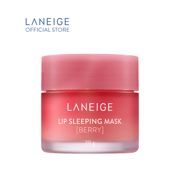 Mặt Nạ Ngủ Dưỡng Môi Hương Quả Mọng Laneige Lip Sleeping Mask Berry 20g
