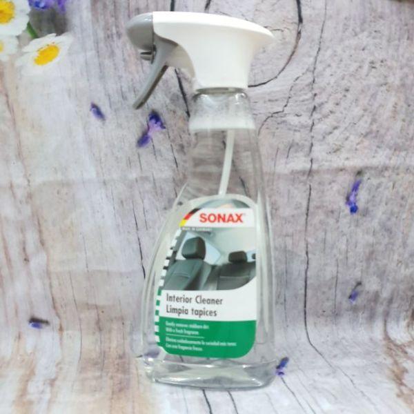 Vệ sinh làm sạch nội thất xe Sonax Interior Cleaner 500ml