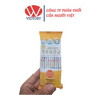 Men Vi Sinh Selip Lifetime Probiotics - Túi 10 gói - Victory Pharmacy thumbnail