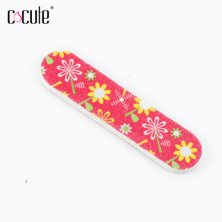 Cocute Manicure Scrub Rubbing Double Side Manicure Tool Fake Nail Accessories thumbnail