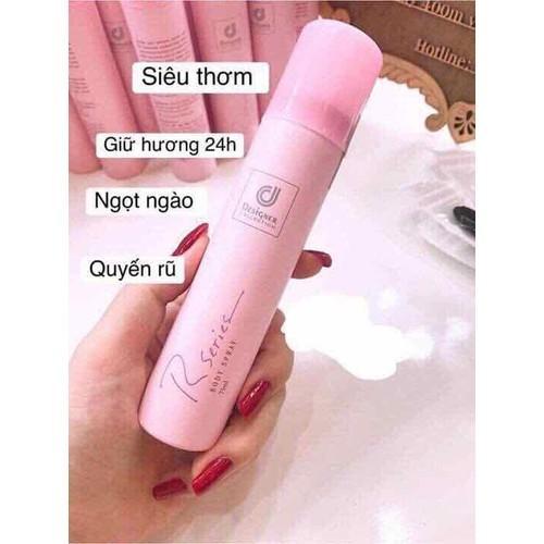 Xịt thơm body Spray 75ml
