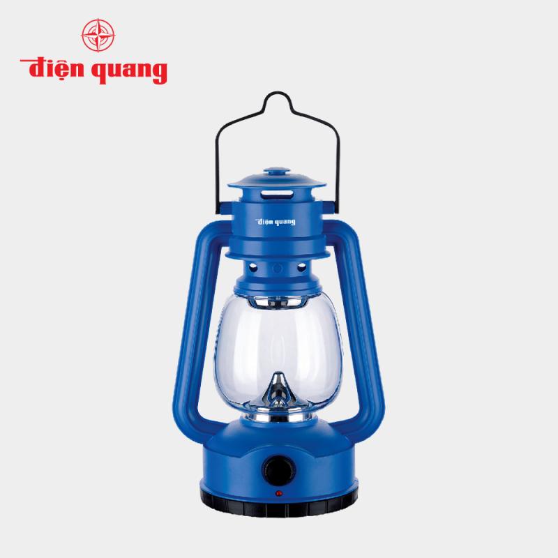 Bảng giá Đèn sạc Led Điện Quang ĐQ PRL04 B (0.5W, daylight, xanh dương)