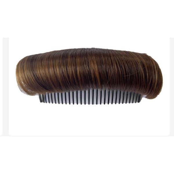 Độn phồng tóc mái loại cài làm bằng tóc tơ ẢNH .T.H.Ậ.T. loại mới cao cấp