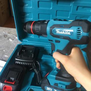 Khoan Pin Makita 36V 1pin,Khoan pin đầu kẹp 13mm thumbnail