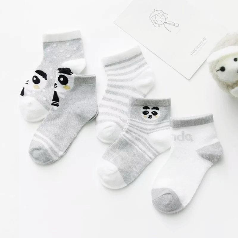 Giá bán Set 5 đôi vớ hình thú vui nhộn cho bé từ 3-8 tuổi – T003