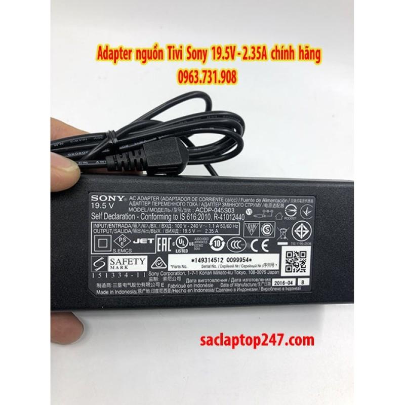 Bảng giá Adapter Nguồn Tivi Sony 19.5V 2.35A Phong Vũ