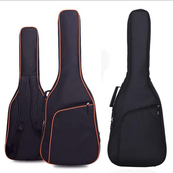 Bao đựng đàn guitar acoustic và clasic vải Dù 3 lớp cao cấp nhiều mầu sắc