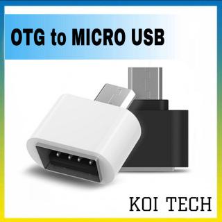 Đầu chuyển usb 3.0 OTG sang micro usb cho máy tính bảng và điện thoại thumbnail
