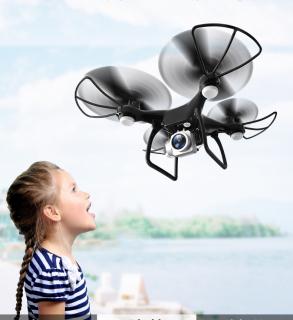 [ SI.ÊU PHẨM ] Máy Bay Không Người Lái RCTOWN HJ14W, Máy Ảnh Đồ Chơi UAV Pixel 200W Chụp Ảnh Trên Không Wi-Fi-Flycam, RCTOWN HJ14W Mô Hình Đồ Chơi Máy Bay Không Người Lái UAV Pixel thumbnail