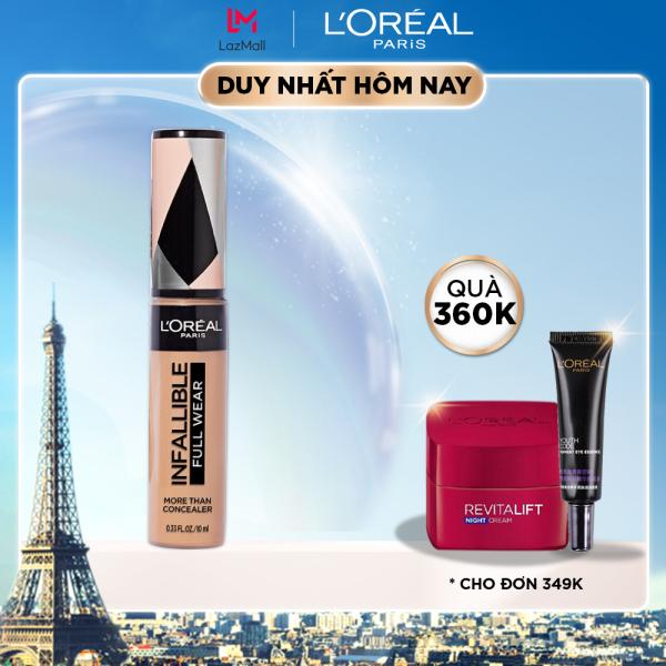 Kem Che Khuyết Điểm LOreal Paris Infallible More Than Concealer giá rẻ