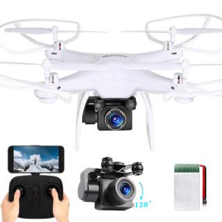 Flycam Drone Phantom Speed Tiêu Chuẩn 4K, Máy Bay Flycam Mini Giá Rẻ Điều Khiển Quay Phim, Chụp Ảnh Từ Xa thumbnail