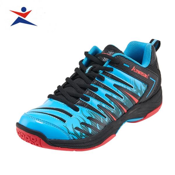 Giày cầu lông - Giày bóng chuyền Kawasaki K161 mẫu mới, giày êm và bền, có 2 màu lựa chọn, dành cho nam và nữ , đủ size - giày đánh cầu lông chuyên nghiệp - GIày bóng chuyền nam nữ