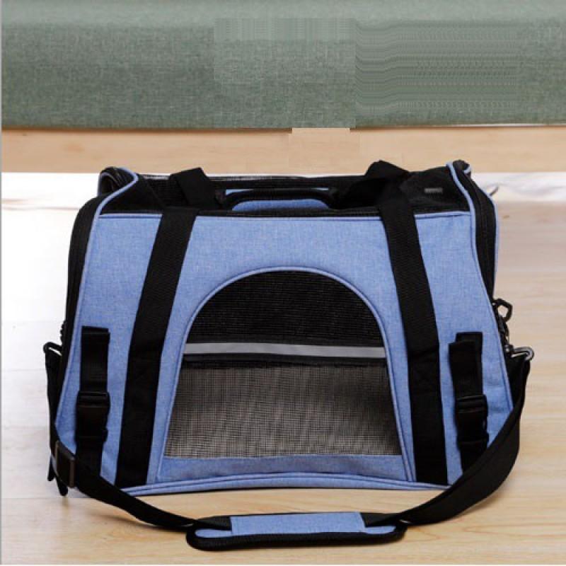 Túi vận chuyển chó mèo hàng loại 1 cao cấpchất liệu vải mềm cao cấp, bền, chắc chắn nhưng lại có trọng lượng nhẹ nhàng, đệm êm giúp chó mèo nằm thoải mái hơn