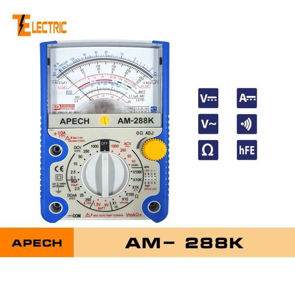 Apech AM-288K Đồng hồ vạn năng hiện kim
