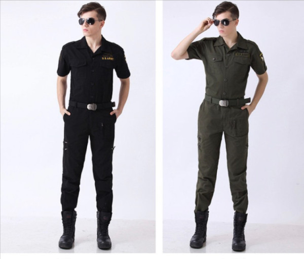 Bộ quần áo lính mã 117 (nhiều màu)