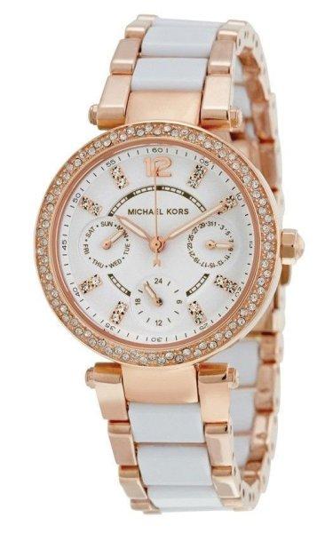 Nơi bán [MUA 1 TẶNG 1] Đồng hồ nữ mặt tròn - Đồng hồ nữ dây kim loại Michael Kors MK6261 , Size 33 mm ,fullbox - Đồng hồ nữ đẹp - Đồng hồ nữ chống nước