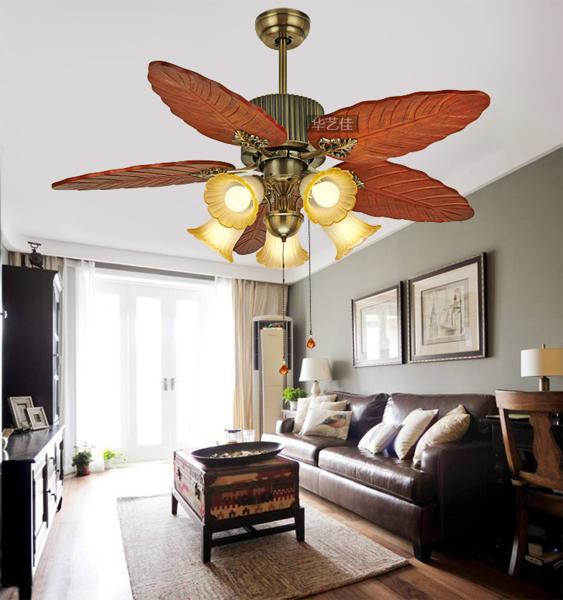 Quạt trần đèn cánh thẳng qtdg252 quạt trần đèn cao cấp quạt trần đèn siêu mát siêu rẻ, sử dụng trong phòng khách, phòng bếp, phòng ngủ, với điều khiển từ xa , quạt riêng bóng riêng