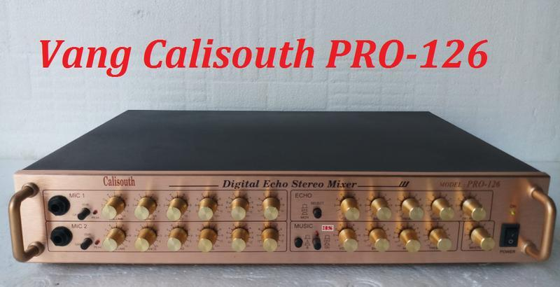 Vang Calisouth Pro-126