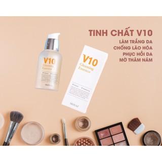CHÍNH HÃNG Tinh Chất V10 Gleaming Essence Skinaz 50ml thumbnail