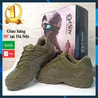 Giày Lính ESDY Phong Cách Mỹ Đế Cao Su Chống Trượt. thumbnail