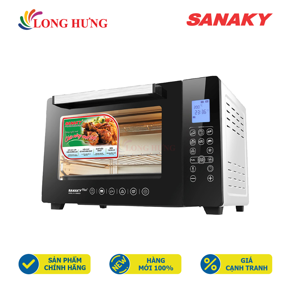 Lò nướng sanaky 80l review - Sắp xếp theo liên quan sản phẩm