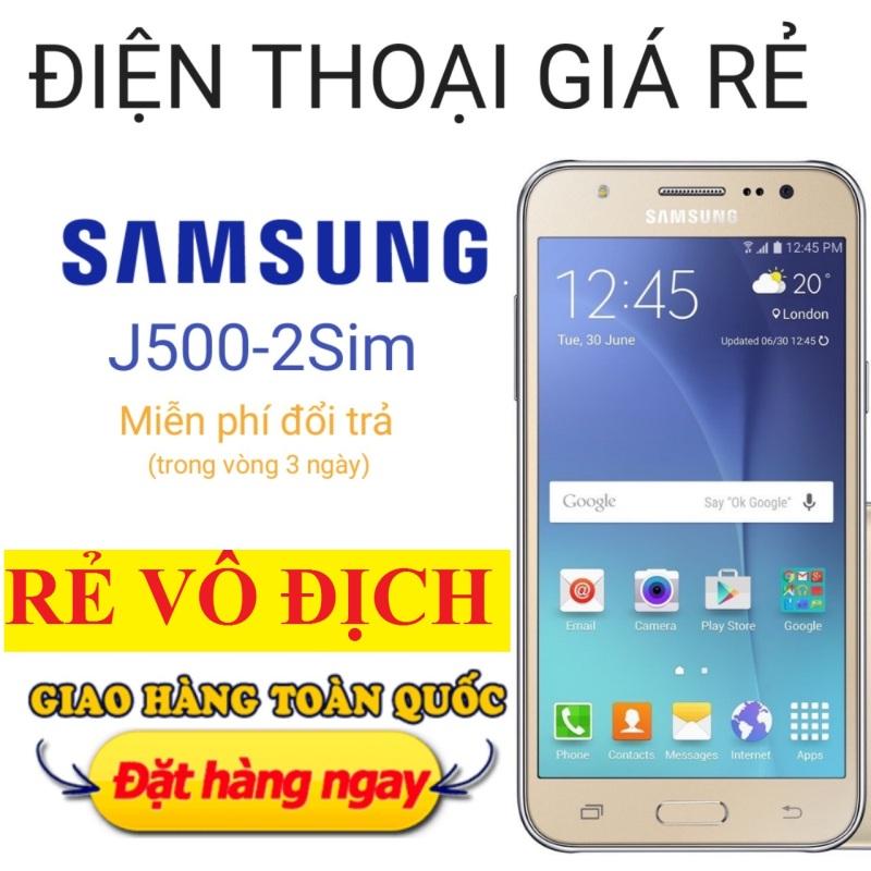 SAMSUNG GALAXY J5 (J500) 2sim mới CHÍNH HÃNG
