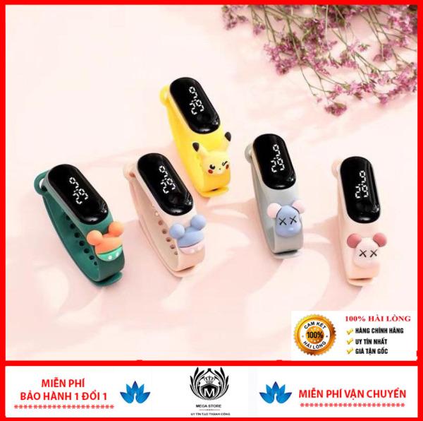 Nơi bán Đồng hồ điện tử unisex Zgo Disney Siêu Hot - Đồng hồ trẻ em chống nước