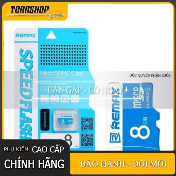 Thẻ Nhớ Microsd 32G/16G/8G Class10 Remax
