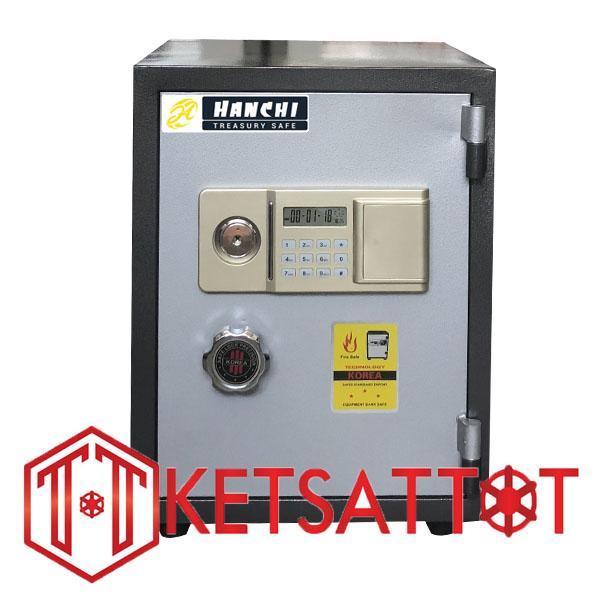 két sắt chống cháy Hanchi H63 Điện tử báo động