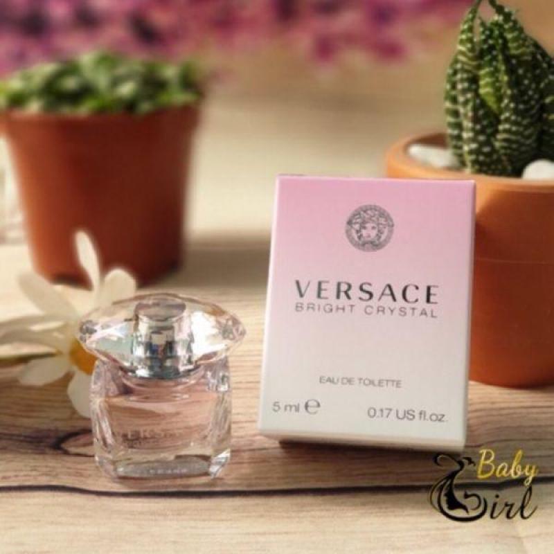 Nước hoa mini nữ   Versace Bright Crystal