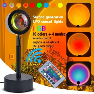 Đèn chụp ảnh quay video 16 Mã màu - Đèn led sống ảo chụp ảnh quay video tiktok - đèn có điều khiển thumbnail