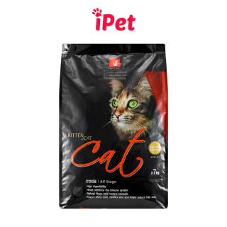 [HCM]Thức Ăn Cho Mèo Cats Eye 1kg 500gr Túi Chiết - iPet Shop thumbnail