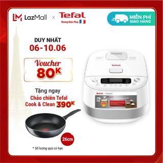 Nồi cơm điện tử Tefal RK808168 - 1.5L, 1200W